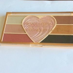 Makeup Revolution Love Conquers All Palette